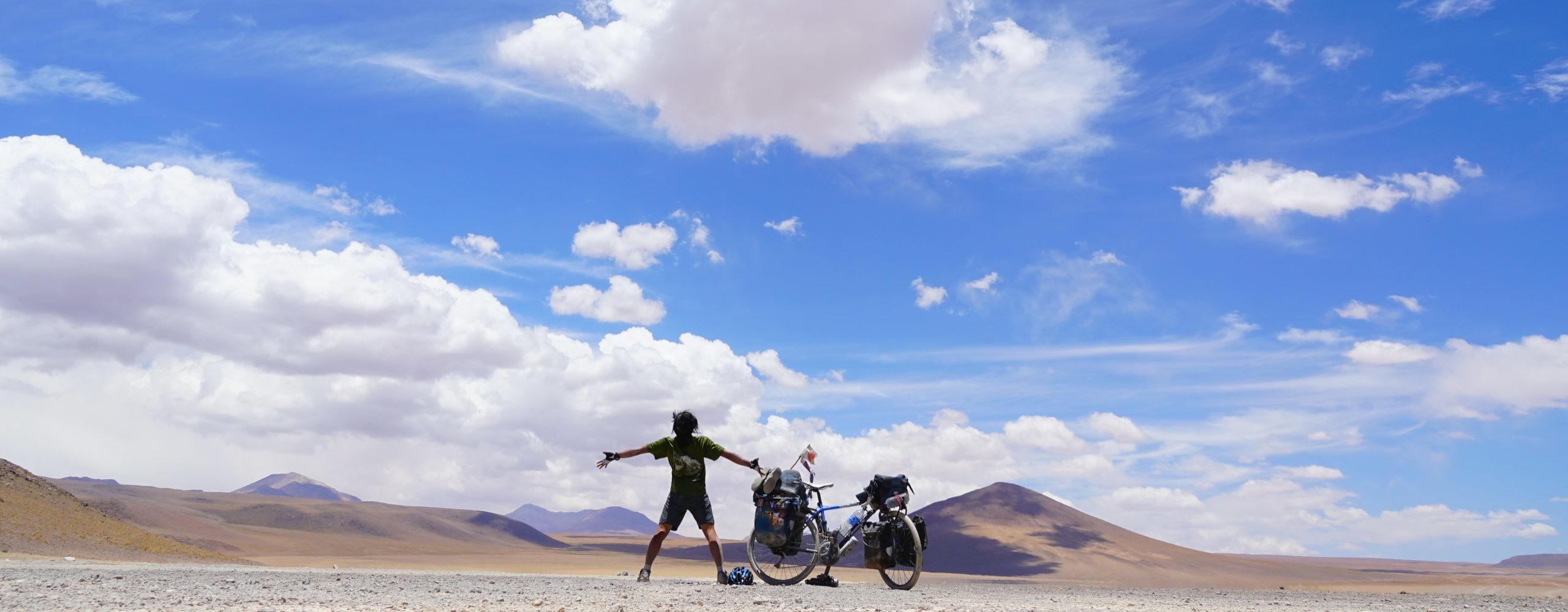 夢ラン~世界自転車放浪記~